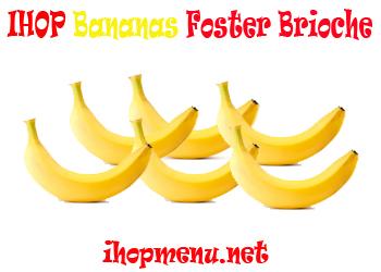 bananas foster brioche